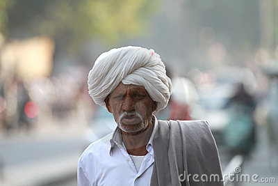 Indian men Editorial Stock Image