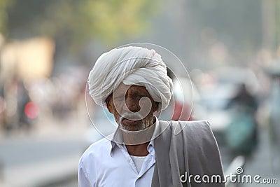 Indian men Editorial Stock Image