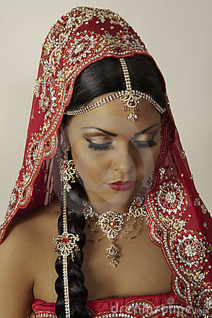 Free Indian Model Royalty Free Stock Photo - 18301915