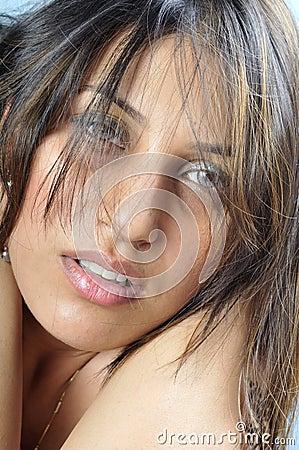 Free Indian Model Girl Stock Photos - 14153553