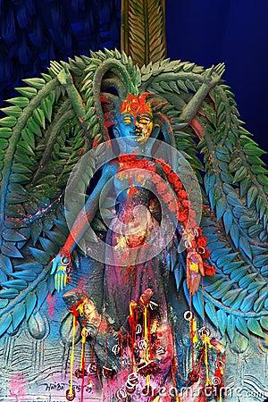Indian Mythology Editorial Photography