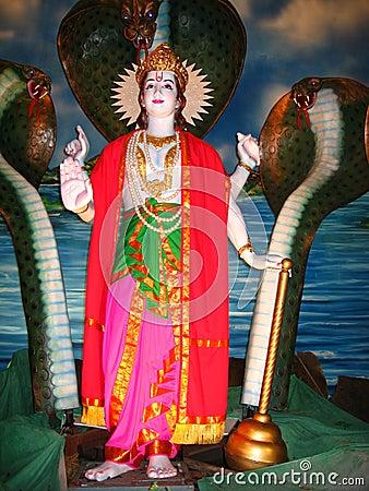 Indian mythology goddess