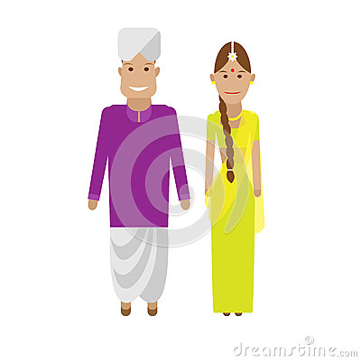 Indian national dress
