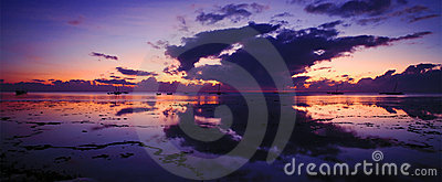 Indian Ocean Sunrise