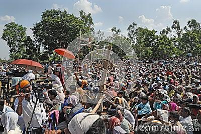 INDIAN POLITICS Editorial Photography