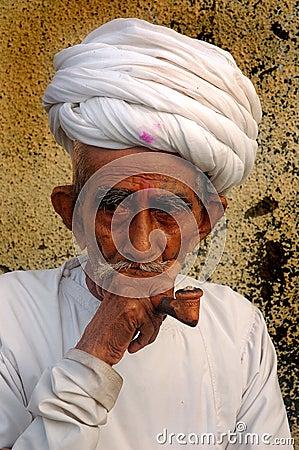 Indian Portrait Editorial Stock Photo