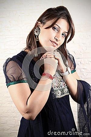 Indian punjabi girl model