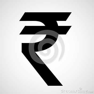 Free Indian Rupee Icon Stock Image - 102647761