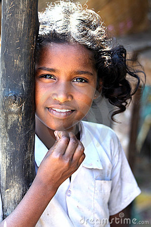 Indian Rural Girl