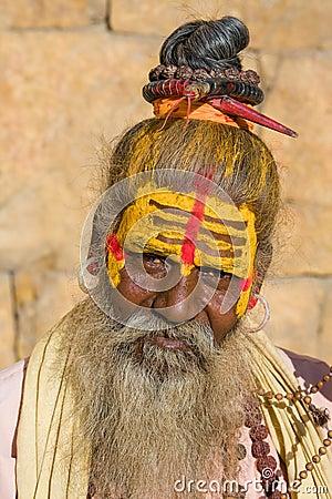 Sadhus india's holy men