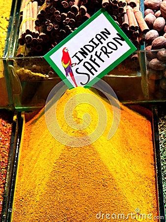 Indian saffron