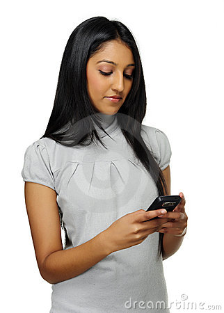 Indian sms girl