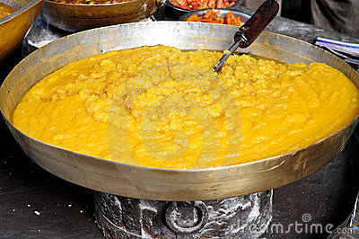 Indian Sweet- Halwa