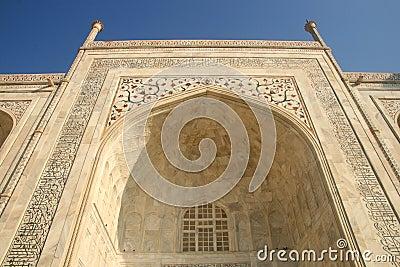Indian Taj Mahal