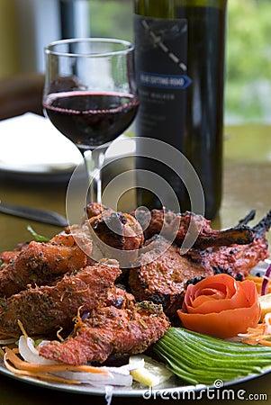 Free Indian Tandoori Stock Images - 715954