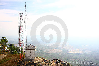 Indian Telecommunications Tower