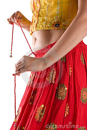 Free Indian Traditional Dress Royalty Free Stock Photo - 11777275