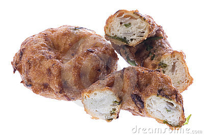 Indian Vada Fried Pastry