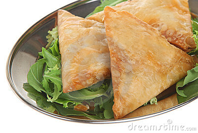 Indian Vegetable Samosas