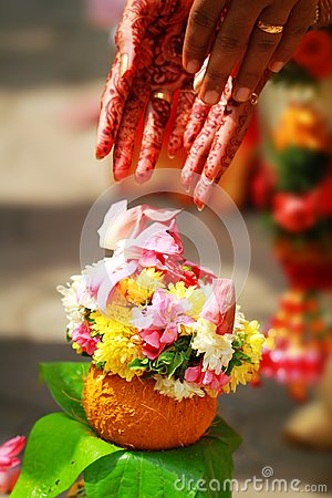 Free Indian Wedding Full Of Culture And Tradition Royalty Free Stock Photography - 109497957