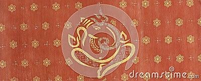 INDIAN wedding paisley