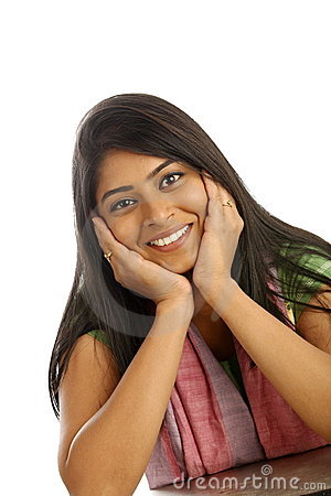 Free Indian Woman Stock Photography - 15573302