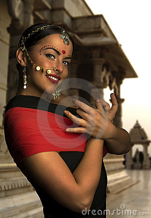 Free Indian Woman Royalty Free Stock Photography - 7819267