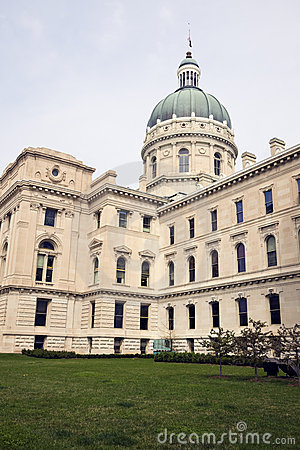 Indianapolis, Indiana - State Capitol