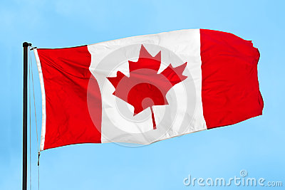 Indicateur Canadien Image stock - Image: 27430241