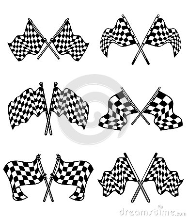Indicateurs Checkered réglés