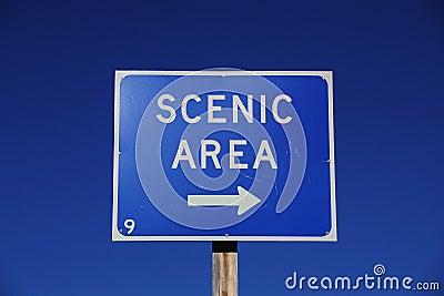 Indicator sign