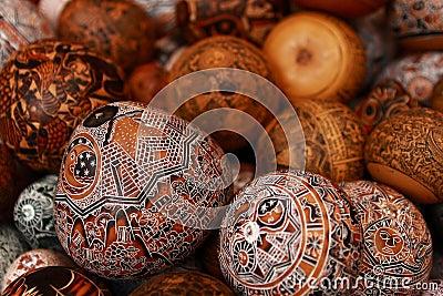 Indigenous handcraft