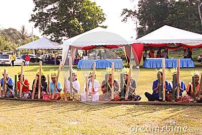 Indigenous Orang Asli