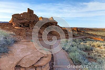Indische ruïnes