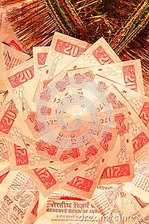 Indisk valuta