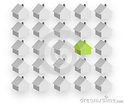 Individual housebuilding