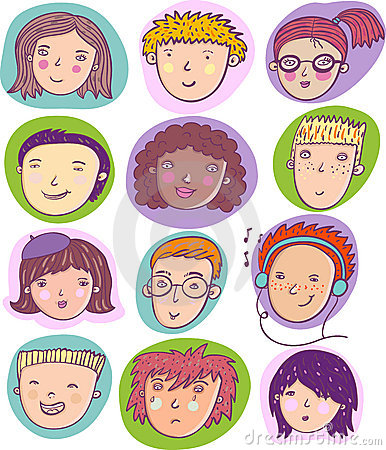 Individui del fumetto