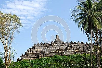 Indonesia, Java, Borobudur: Temple