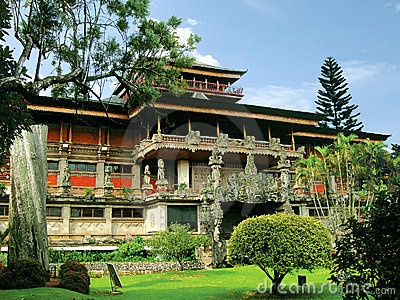 The Indonesia Museum (TMII)