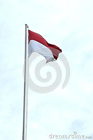 Indonesia s flag
