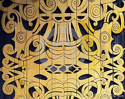 Indonesia, Sumatra: decoration
