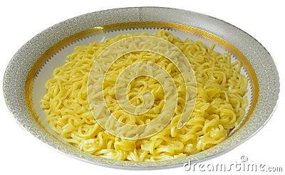 Indonesia Yellow pasta