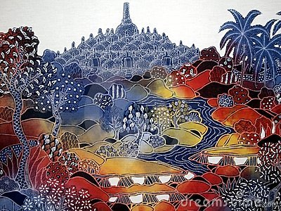 Indonesian art