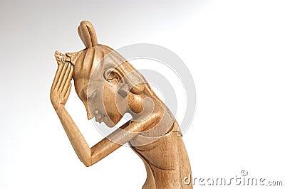 Indonesian (Bali) Souvenirs (sculpture