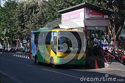 Indonesian transportation public