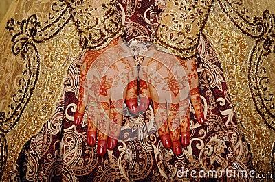 Indonesian Wedding Bride
