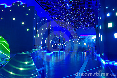 Indoor Illumination Stock Photo - Image: 15843630