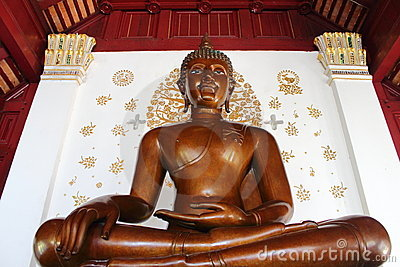 Indoor Image of Buddha