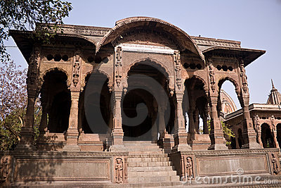 Indore Historic Architecture