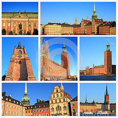 Indrukken van Stockholm